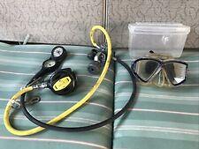 Scuba Life Regulator Set w/ Snorkel Mask