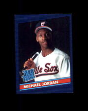 Michael Jordan Rated Rookie Baseball Promo Reprint *(Read Below)