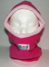 Women Teen S Longneck Double Insulated Fleece Balaclava Face Mask Hat