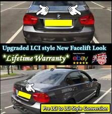 06-08 BMW E90 3 Series Sedan Reverse Signal Light Redout LCI Style Tint Overlays