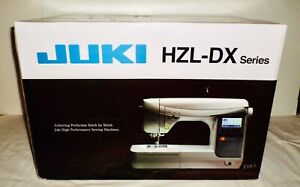 """Juki HZL-DX5 Computerized Sewing & Quilting Machine """"Floor Model"""" (Excellent)"""