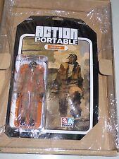 ThreeA Adventure Kartel AP Boiler Zomb 1/12 orange ver.3A Action Portable