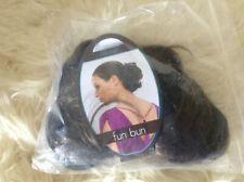 Easihair Fun Bun Synthetic Hair Wrap NWT