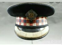 Scots Guards Officer Visor Cap Without Badge Replica all sizes available