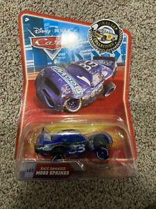 Disney Pixar Cars Race Damaged Mood Springs # 144 Final Lap Collection 2009