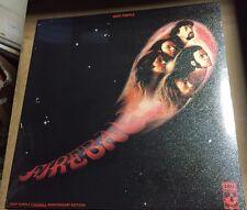 DEEP PURPLE - FIREBALL - 2 LP VINYL - ANNIVERSARY EDITION EMI UK - MINT SEALED