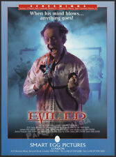 EVIL ED__Original 1996 Trade Print AD / ADVERT__screening promo__Johan Rudebeck