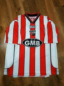 Brentford football jersey home shirt 2002-2003 size L