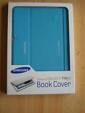 Samsung Galaxy Tab 2 10.1 Book Cover EFC-1H8SLECSTD hell blau bzw. türkis NEU