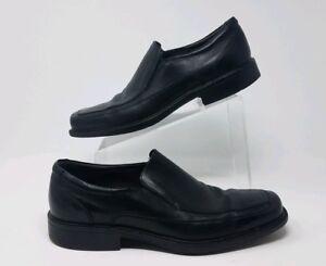Johnston & Murphy Slip-On Men US 10.5 Black Loafer