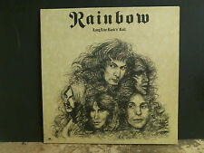 RAINBOW  Long Live Rock 'n' Roll   LP   UK original pressing   Superb copy !