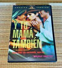 Y Tu Mama Tambien Dvd Alfonso Cuarón(Dir) 2002