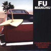 Fu Manchu California Crossing Demos COLOR VINYL LP Record! non album songs! NEW+
