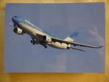 AEROLINEAS ARGENTINAS  AIRBUS A 330 202   LV-GIF    /  collection vilain N° 958