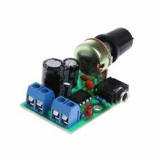 LM386 Mini Audio Power Amplifier Board Adjustable Volume DC 3V~12V 5V Module