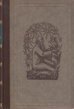 Waldemar Bonsels: Der Wanderer zwischen Staub und Sternen  EA 1926   Hldr.