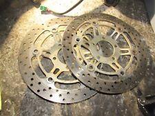 2002 suzuki sv650 s front brake rotors