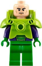 Lego Super Heroes Lex Luthor Battle Armor sh292 (From 10724) DC Minifigure New