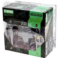 New MegaHouse Variable Action D-SPEC Metal Gear Solid Metal Gear REX Black Ver.