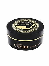 Esfolio Black Caviar Hydrogel Anti-Wrinkle Eye Patch Mask 60 Sheets Pads Korea
