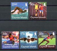 Kaiman-Inseln Cayman 2012 Olympiade London Olympics Schwimmen Postfrisch MNH