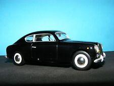 SOLIDO Diecast 1/43 1951 Lancia Aurelia Gran Turismo GT B20 Series 1 in Black