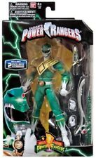 Power Rangers Legacy Green Mighty Morphin Ranger With Dragon Dagger & Sword 2016