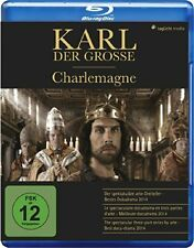 Karl der Grosse - Charlemagne (3 Episodes) - 2-Disc Set (Blu-Ray) Alexander Wüst