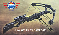ZY TOYS 1/6 Crossbow Set Arrows The Walking Dead Daryl Dixon for 12'' figure