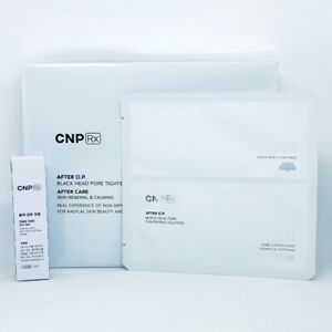CNP RX After OP Black Head Pore Tightening Solution Renewal Calming K-Beauty