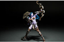 WOW WORLD of WARCRAFT ALATHENA MOONBREEZE WITH SORNA SERIES 5  ACTION FIGURE TOY