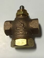 "United Brass 1/4"" Steam Whistle Valve Free Shipping"