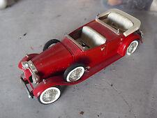 Vintage 1970s Hubley Scale Models 1930 Packard Sport Phaeton Car 1/24 Scale