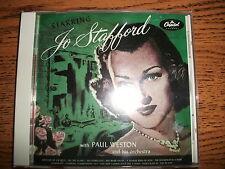 Jo Stafford-Starring Jo Stafford-1990 Capitol-Japan+OBI