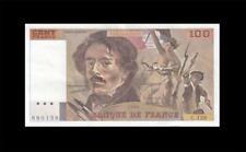 1990 BANQUE DE FRANCE 100 FRANCS (( aUNC ))