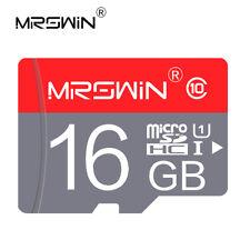 Carte SD 16GB 16GO class 10 carte de memoire micro sd top qualite garantie