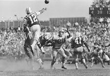 Broadway Joe Willie Namath Jumps to Pass v Dolphins 8x10 Photo NY Jets Football