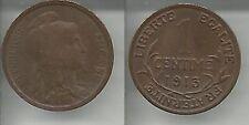 FRANCIA 1 CENTIME 1913 SPL