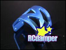 ALUMINUM REAR MOTOR GUARD BLUE TEAM LOSI MINI-T & BAJA