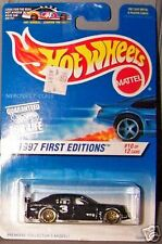 Hot Wheels 1997 First Editions - 1:64 Mercedes C-Class - #10 of 12 Cars