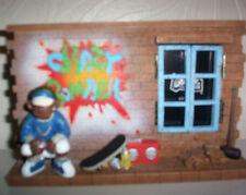 GRAFFITTI HIP HOP SKATE PHOTO FRAME  8702