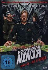 DVD NEU/OVP - Norwegian Ninja - Join Us - Be A Ninja - Mads Ousdal & Linn Stokke