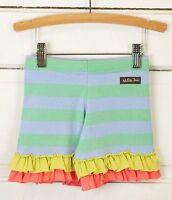 Matilda Jane Size 12 Months Kazoo Ruffle Shorties New Wonderful Parade Shorts