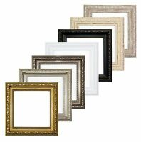 Ornate Shabby Chic Picture frame photo frame poster frame Instagram Square