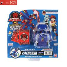 Turning Mecard W HITERO Blue ver. Dragon Transformer Robot Car Toy New Season 2