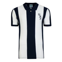 West Bromwich Albion FC Official Football Gift Mens 1968 1978 Retro Kit Shirt