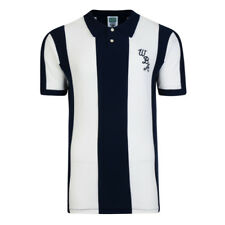 West Bromwich Albion Mens Retro Shirt 1968 1978 Kit OFFICIAL Football Gift