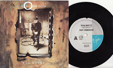ROY ORBISON - YOU GOT IT Very rare 1989 Aussie P/S Single Release! Near MINT