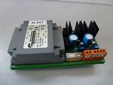 Eurogi 11E 016 515, Power Supply Input 230V, Output 15 5v, Eurogi Ema 15/230