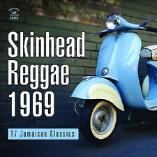 Various ‎– Skinhead Reggae 1969 NEW CD KINGSTON SOUNDS SKA ROCKSTEADY